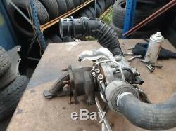 Audi A4 2.0 FSI Turbo with Forge dump valve