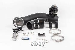BMW 335 N54 Twin Turbo Forge Motorsport Single Blow Off Valve and Hard Pipe Kit