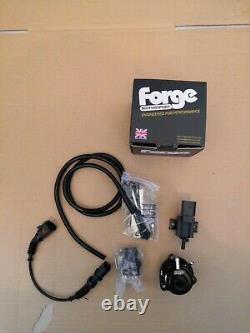 Black Forge Dump Valve Blow Off Kit for Golf mk5 GTI mk6 R 2.0 TFSI K03 K04