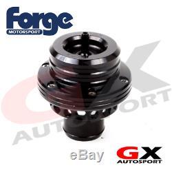FMDVEVO14 Forge Motorsport Mitsubishi EVO 5 6 Piston Dump Valve (EVO 4/5/6/7)