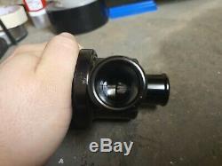 FORGE / JBS Black 007 Recirculation Dump Blow Off Valve for VAG VW Audi 1.8T 20v