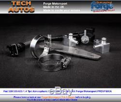 Fiat 500 595 695 1.4 Tjet BOV Blow Off Valve Kit Forge Motorsport FMDVF500A