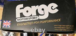 Forge Black Dump Valve for 1.2 & 1.4 TSI 2015 Onward VW, Audi, Seat, Skoda