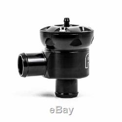 Forge Black Turbo Recirculation Dump Valve for VW, Audi, Seat, Skoda 1.8T