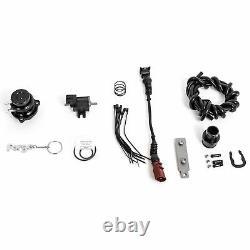 Forge Blow Off Dump Valve Fitting Kit Black For Golf MK5 GTI/ED30 / MK6 GTI/ED35