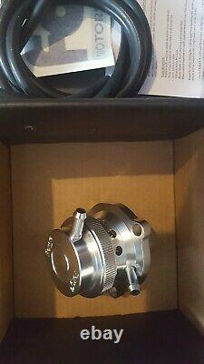Forge Dump Valve Blow Off for Golf mk7 GTI R 2.0 TSI IHI IS20 IS38 MQB