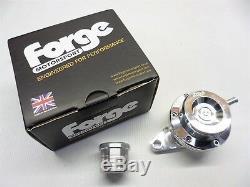 Forge Dump Valve For Subaru Impreza WRX STI 2001-2007 With Blank Plug FMDVSUB01