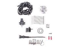 Forge Dump Valve Kit for Vauxhall Opel Corsa E 1.0 Turbo Models PN FMDV10