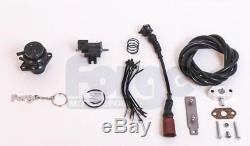 Forge FMDVATSI Audi VW SEAT Skoda 1.4 TSI Blow Off Dump Valve Kit BLACK