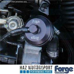 Forge Motorsport Atmospheric Blow Off Dump Valve Kit for Micra 0.9 IG-T 90 Tekna