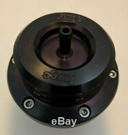 Forge Motorsport Black Dual Piston Turbo bov Blow-Off Dump Valve FMDV004