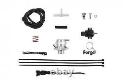 Forge Motorsport Black Recirculating Valve for Renault Megane RS 280 & 300 Mk4