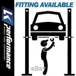 Forge Motorsport Blow Off Dump Valve & Kit Black Fits Ford Focus MK2 2.5 ST 225