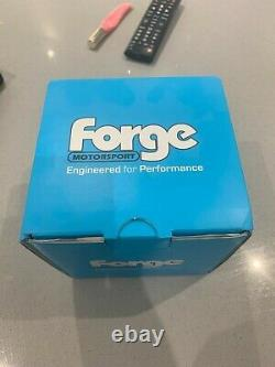 Forge Motorsport Blow off valve and Kit for Audi & VW 1.8 and 2.0 TSI