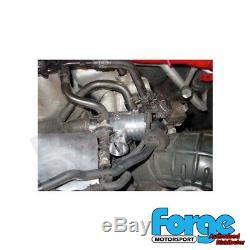 Forge Motorsport Dump Blow Off Recirc Valve VW POLO GTI 1.8T Silver FMDVSPLTR
