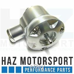 Forge Motorsport Recirculating Diverter Dump Valve Kit VAG 1.8T Turbo Polished