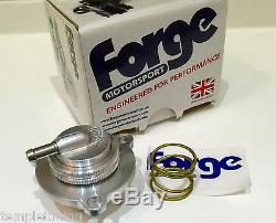 Forge Motorsport Recirculation Dump Valve Ford Focus ST225 ST250 FMDVK04S
