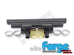 Forge Motorsport Recirculation Valves BMW N54 Twin Turbo 135 335 FMDVBM35 BLACK