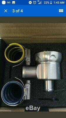 Forge Motorsport SILVER Turbo Recirculation / Recirculating Dump Valve FMDV008-C