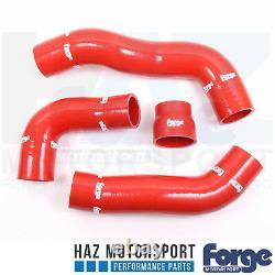 Forge Motorsport Turbo Boost Hose + Inlet Hose Honda Civic Type R 2.0T FK2 RED