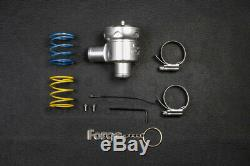 Forge Motorsport Turbo Recirculation Valve SILVER FMDV008