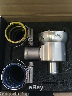 Forge Motorsport VAG 1.8T Turbo Recirculation Dump Diverter Valve FMDV008 Silver