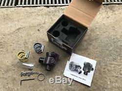 Forge Motorsport VAG 1.8T Turbo Recirculation Valve FMDV008 BLACK