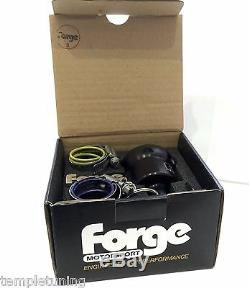 Forge Motorsport VAG 1.8T Turbo Recirculation Valve FMDV008 BLACK IN STOCK