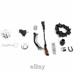Forge Polished Blow Off / Dump Valve / Engine Tuning And Fitting Kit