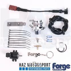 Forge Recirculating Dump Valve Kit Golf Mk7 GTI/R Audi S1/S3 8V TTS Mk3 Polished