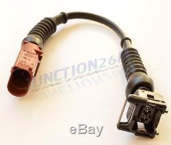 Forge Recirculation Dump Valve & Kit Golf MK5 Gti Edition 30 FMFSITVR Black New