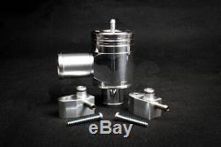 Forge Recirculation Valve and Kit for Fiat 500 Abarth T-Jet FMDVF500R