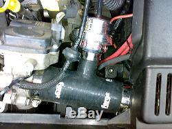 Forge Renault Megane 225 Sport Blow Off Dump Valve & Fitting Kit FMFK054 Red
