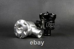 Forge Turbo Recirculation Valve Kit for Ford Fiesta RS Turbo Models FMDV008