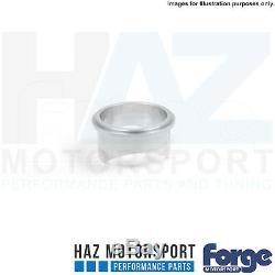 Forge Universal Blow Off Dump Valve Kit 50mm (2) Aluminium Piston Black Valve