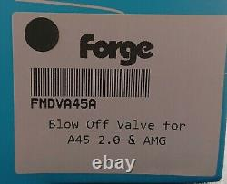 Forge Upgraded Atmospheric Valve Kit for Mercedes A45 AMG FMDVA45A