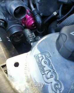 Mini Cooper S R56 Forge Blow Off Valve Dump Valve