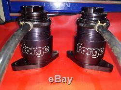 Nissan GTR R35 Forge BOV's Dump Valves