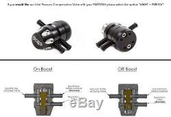 VAG 1.8T Forge Motorsport Turbo Recirculation Valve with Adjustable Vacuum Port